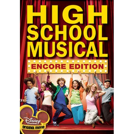 High School Musical (Encore Edition) (DVD) (Ashley Tisdale Halloween)