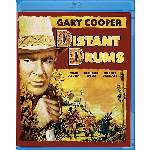Distant Drums (Blu-ray) OLIBROF818
