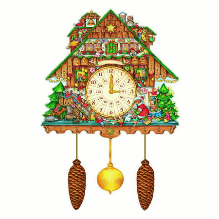 Cuckoo Clock Advent Calendar ()