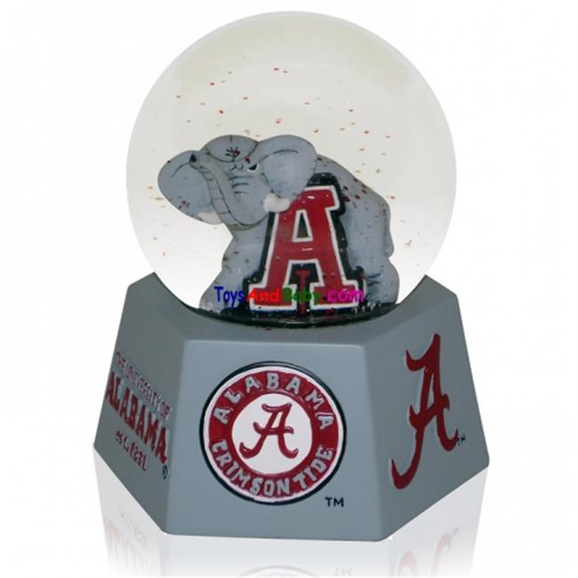 Paragon Innovations AlabamaUIC Alabama University mascot in a musical water globe