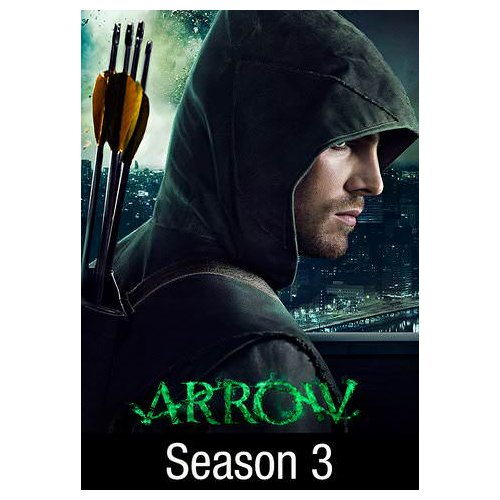 Arrow: Al Sah-him (Season 3: Ep. 21) (2015)