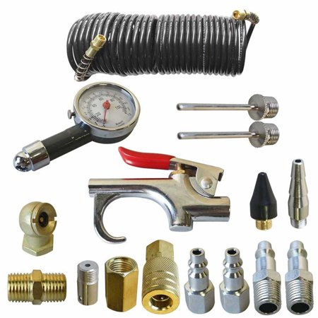 Interstate Pneumatics C16K 16-Piece Air Tool Accessory Kit