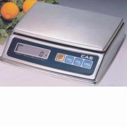 Portion Control Scale, 10 x 0.005 lbs - CAS - PW2-10