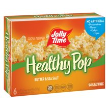 Microwave Popcorn: Jolly Time Healthy Pop