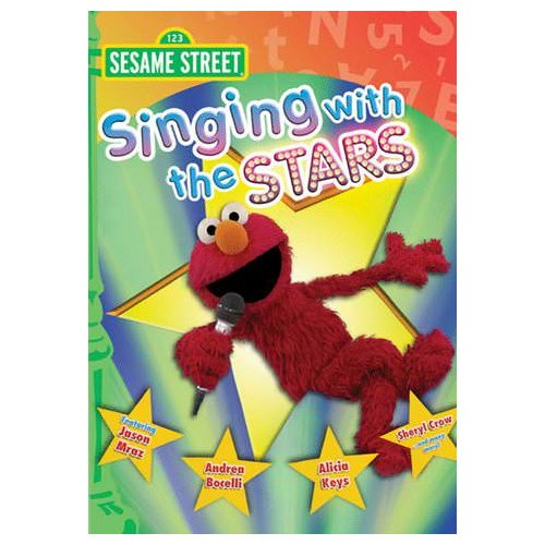 Sesame Street: Singing with the Stars (2012)