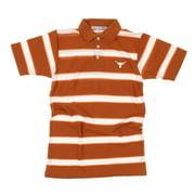 NCAA Youth Texas Longhorns End Zone Short Sleeve Polo Shirt