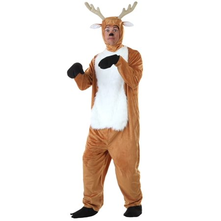 Plus Size Deer Costume](Whitetail Deer Costume)