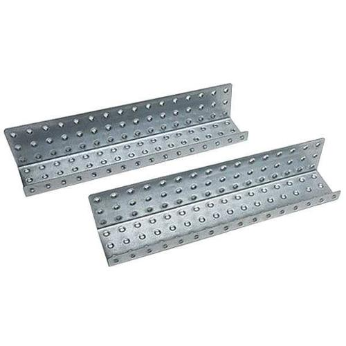 ALLIGATORBOARD ALGSHELF3X16GALV Shelf,16in.Wx3in.Dx16in.L,Metal,PK2