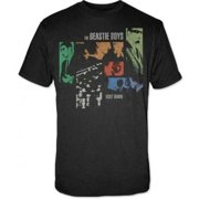 FEA FEA-BY1109-M Beastie Boys Root Down T-Shirt - Black - Medium