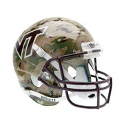 Virginia Tech Hokies Schutt XP Full Size Replica Helmet - Alternate Helmet #5, Camo