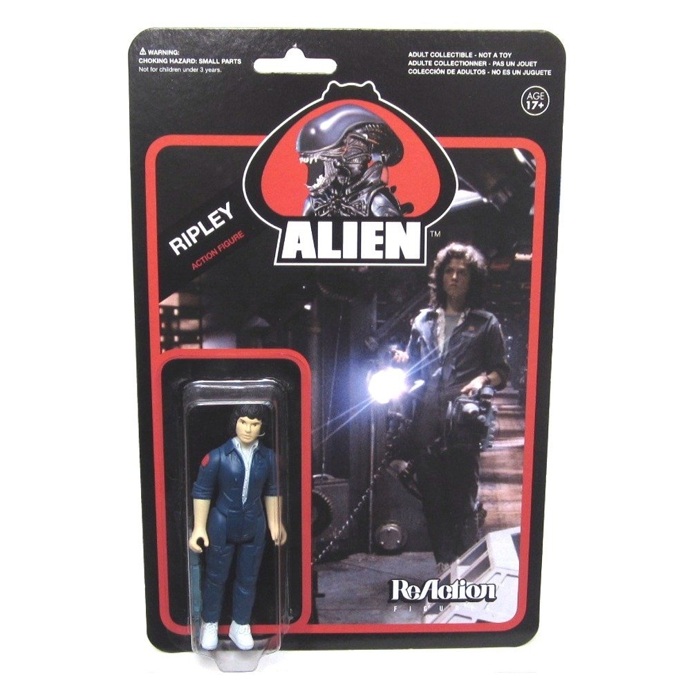 Alien 3 3//4-inch ReAction Figures Pack B