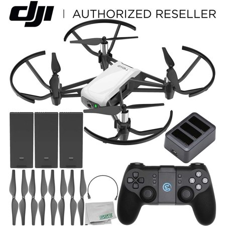 Ryze Tech Tello Quadcopter Boost Combo with GameSir T1d Bundle