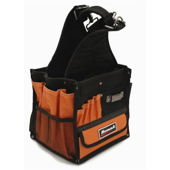 Homak TB00108028 8 Inch Tool Bag with 28 Pockets