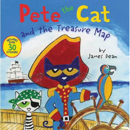 Pete The Cat Classroom Decorations (Pete the Cat and the Treasure Map)