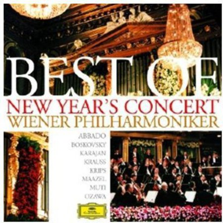 Best of New Year's Concert (CD)