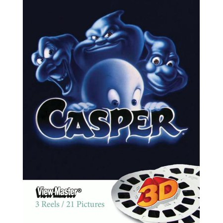 Casper - The Movie - Classic ViewMaster - 3 Reel Set