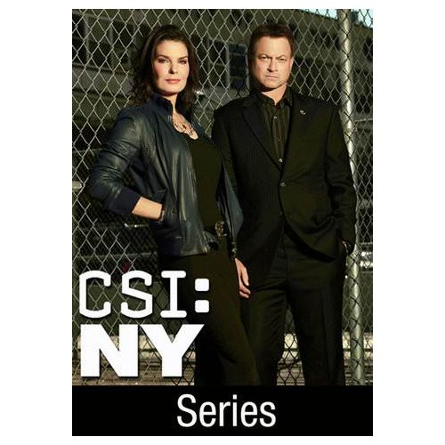 CSI: NY [TV Series] (2004)