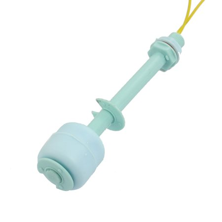 Unique Bargains 2 x Liquid Water Level Sensor Float Floating Switches for Fish Tank ()
