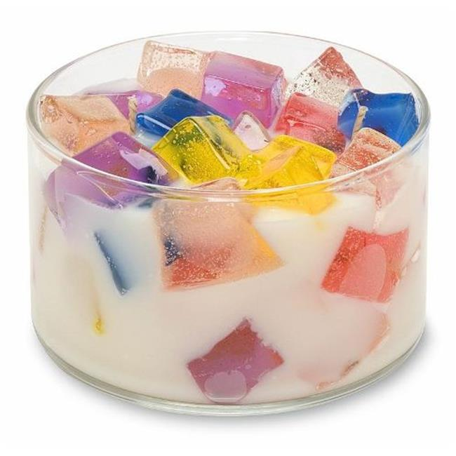 Primal Elements CBCUP Cupcake Color Bowl Candle