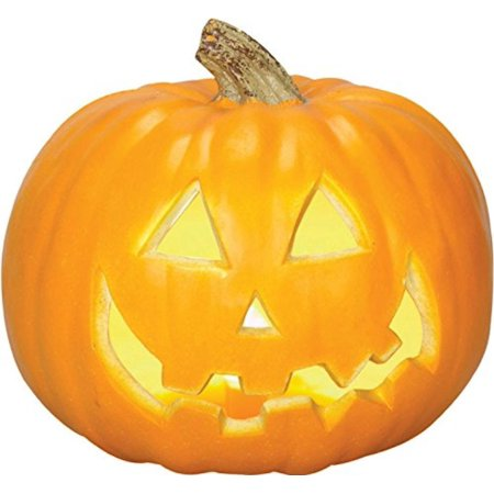 26266 Jack-o-lantern Halloween Decoration, 8.27