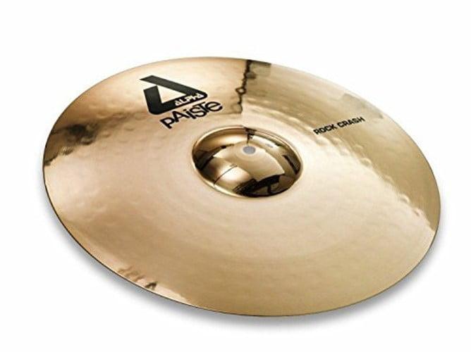 "20"" Paiste Alpha ""B"" Series Rock Crash Cymbal 0882816 by Paiste"