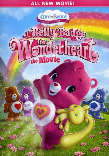Care Bears: A Belly Badge for Wonderheart: The Movie by Trimark Home Video
