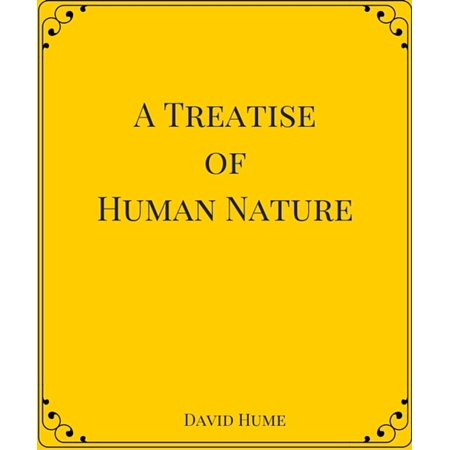 A Treatise of Human Nature - eBook
