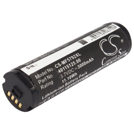 Replacement 40115125 00 High Capacity Battery for AT&T MiFi Liberate 4G  Mobile Hotspot