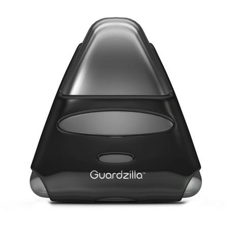 Guardzilla All In One Video Security System  Black Housing  Siren  Hd Camera  Remote Monitoring