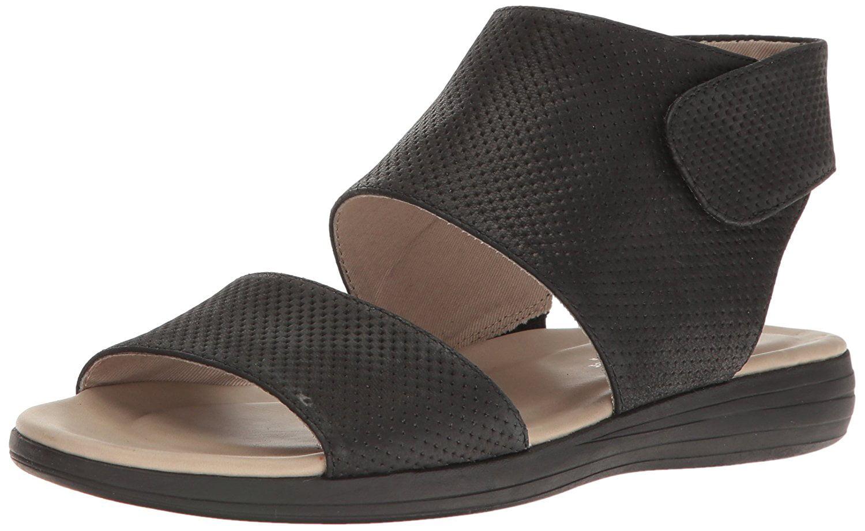 Naturalizer Women's Fae Flat Sandal by Naturalizer
