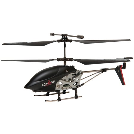 Cobra Rc Toys 908720 3 5 Channel Mini Gyro Special Edition Rc Helicopter