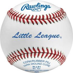 New Baden All Weather Leather PR-OA Training Baseball White