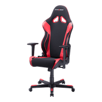 DXRacer Racing Series Black and Red - OH/RW106/NR - Ergonomic, High Back, Reclining, Gaming  E-Sports  Office Chair