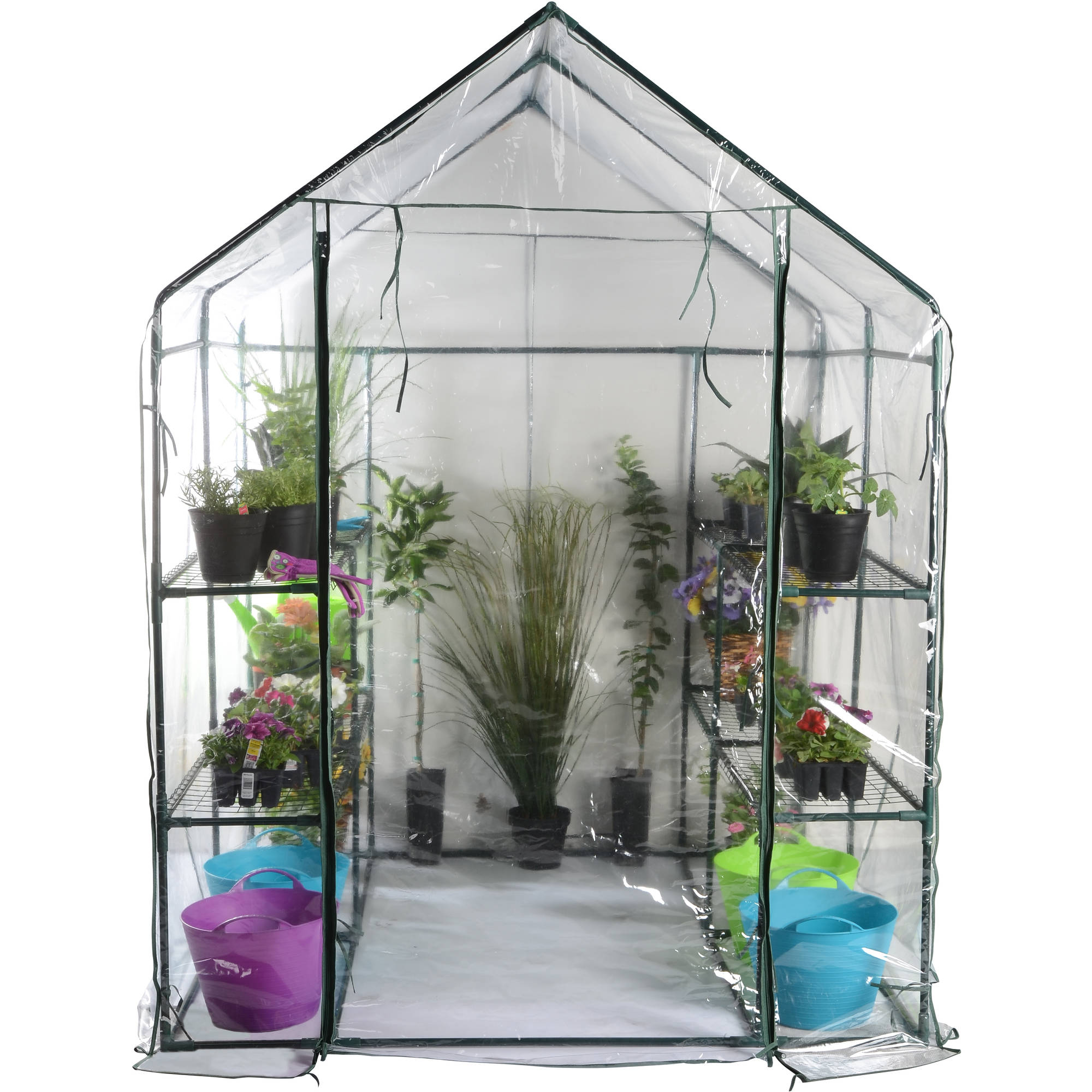 Bond Bloom Greenhouse, Large by BOND MANUFACTURING COMPANY