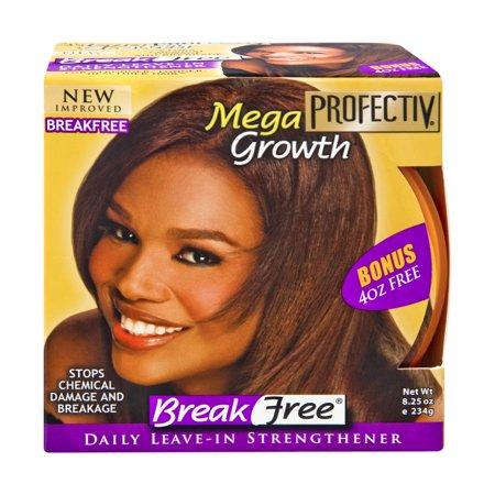 Profectiv Break Free Mega Grow Daily Leave In Strengthener  8 25 Oz