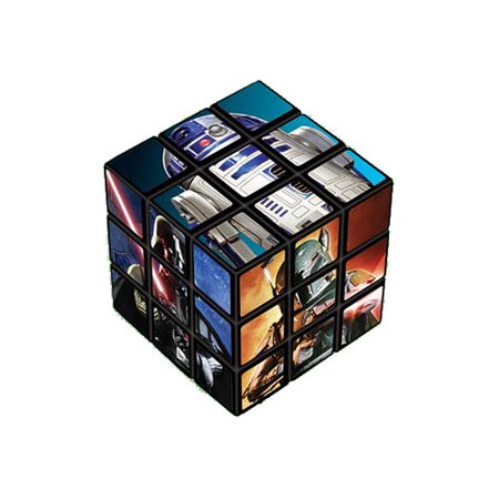 Star Wars Puzzle Cube (Each) - Party Supplies