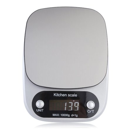 Digita l Food Scale/Kitchen Scale/Postal Scale – Weigh in