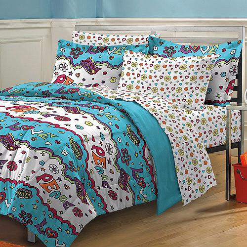 My Room Cloud Nine Comforter Set with Sheets