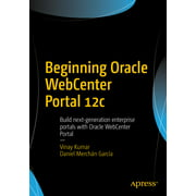 Beginning Oracle WebCenter Portal 12c - eBook