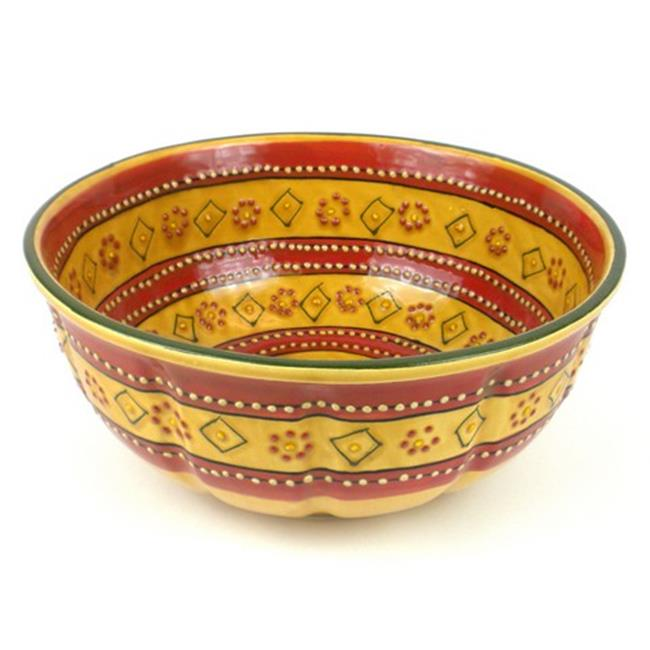 Encantada Large Bowl, Red