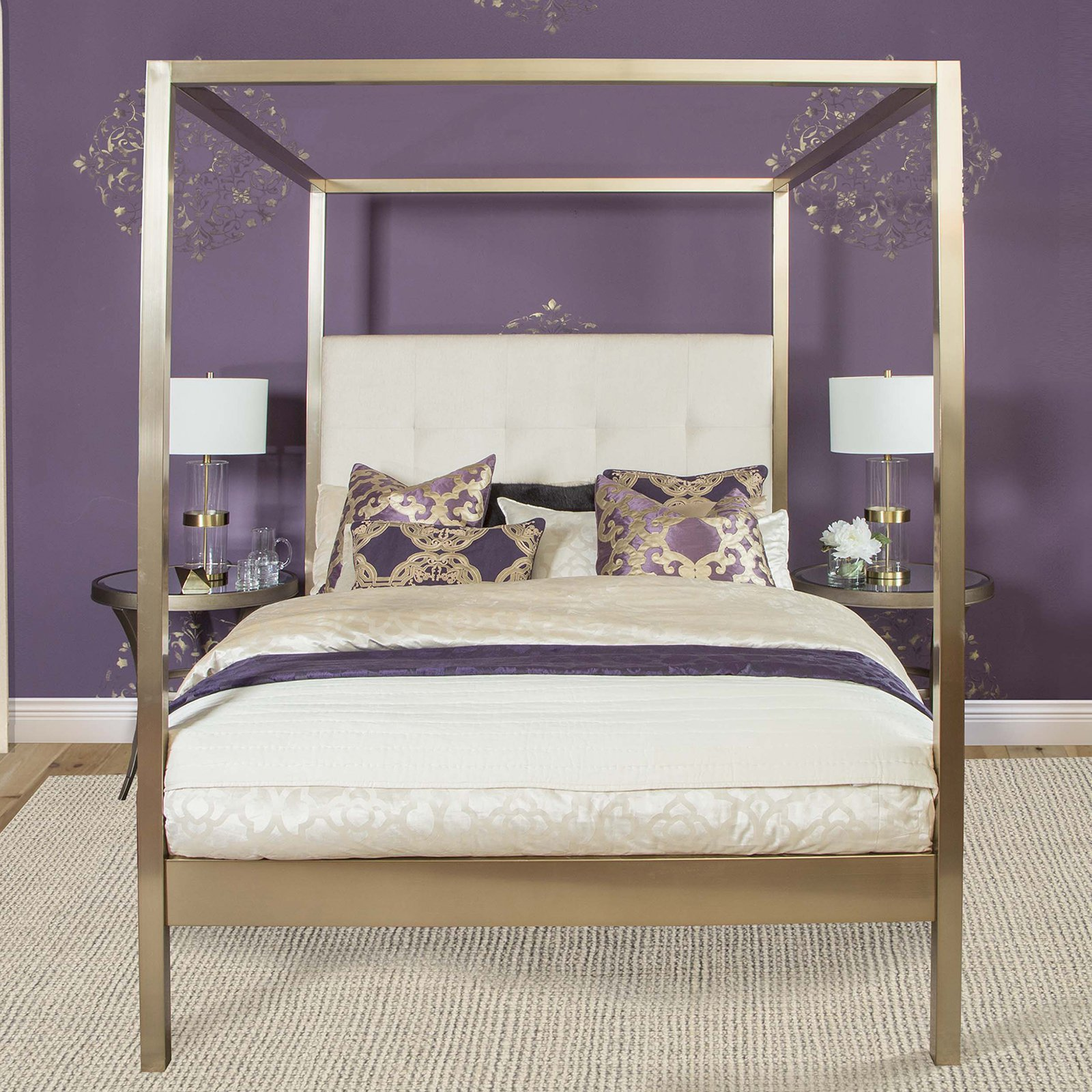 Hillsdale Avalon Canopy Bed