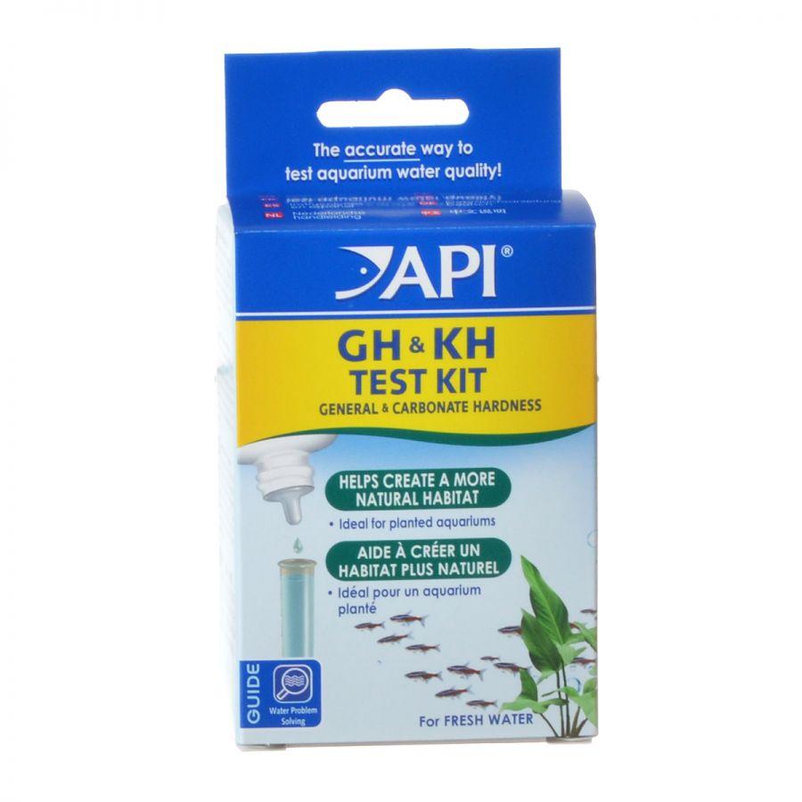 API Freshwater Hardness GH & KH Test Kit GH &KH test Kit - Pack of 12
