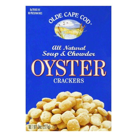 Olde Cape Cod Oyster Crackers, 8 OZ (Pack of - Cape Cod Oyster