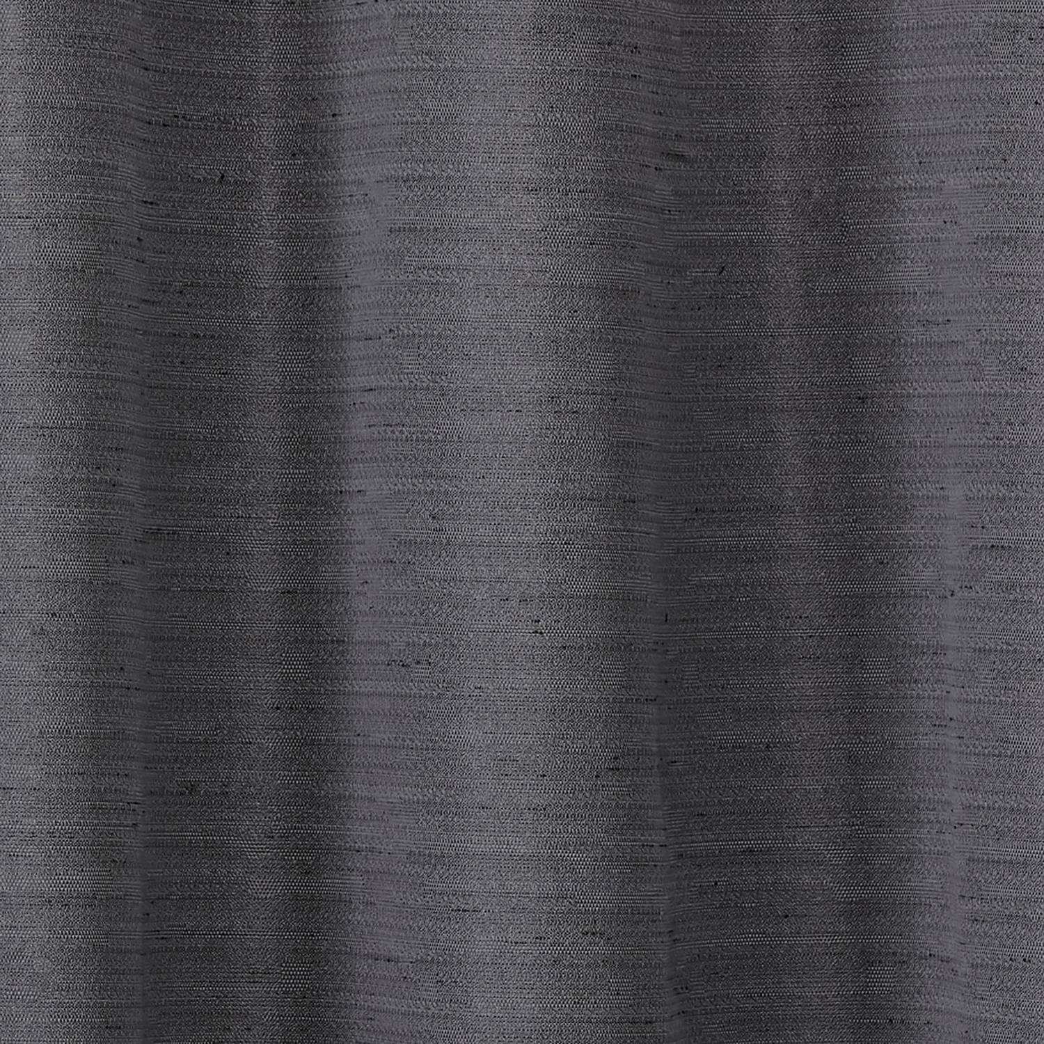 Exclusive Home Raw Silk Thermal Grommet Top Window Curtain Panels ... for Black Curtains Texture  55nar