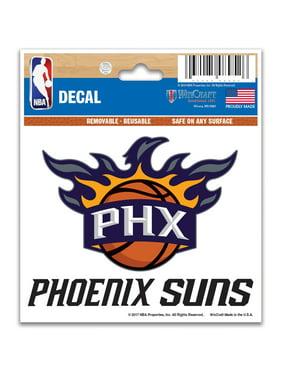 Phoenix Suns WinCraft 3'' x 4'' Multi Use Decal
