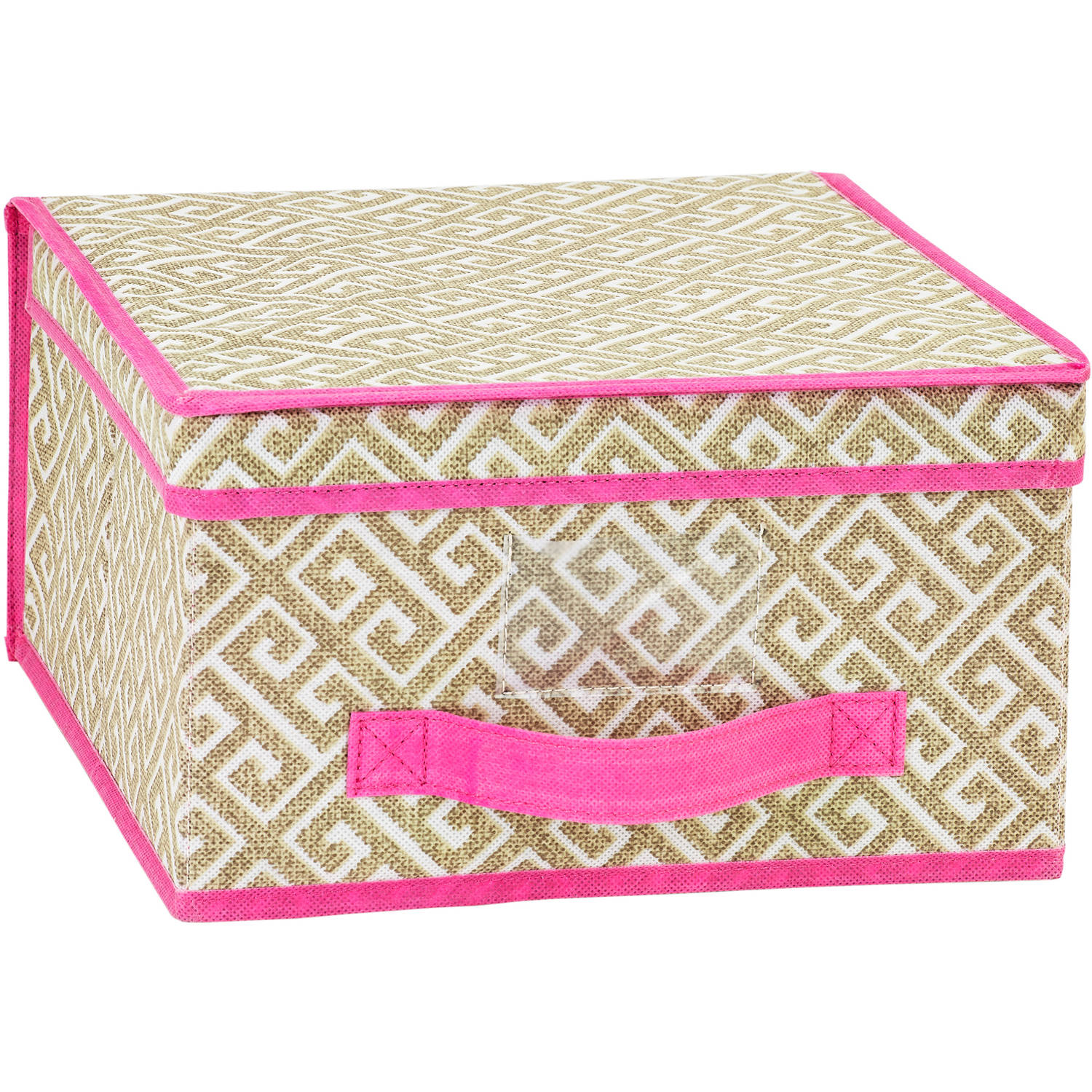 ClosetCandie Hot Pink Storage Box