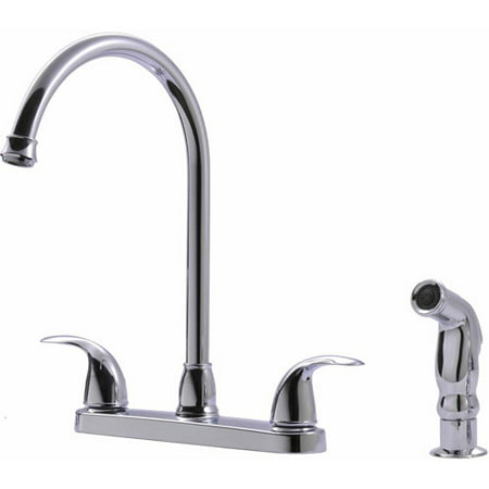 Kitchen faucets from walmart 28 images peerless single handle side spray kitchen faucet - Walmart kitchen sinks ...