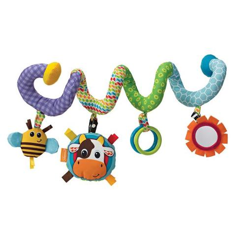 Infantino Spiral Activity Toy - Topsy Line