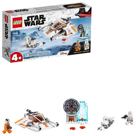 LEGO Star Wars Snowspeeder Starship Toy Building Kit 75268