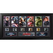 Trend Setters Avengers Age of Ultron Deluxe FilmCell Framed Vintage Advertisement